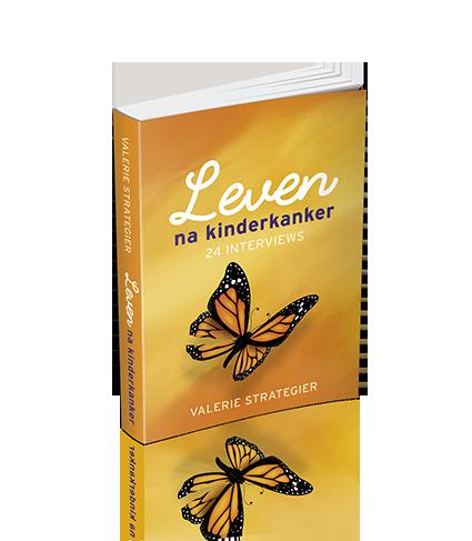 Boek - Leven na kinderkanker van Valerie Strategier